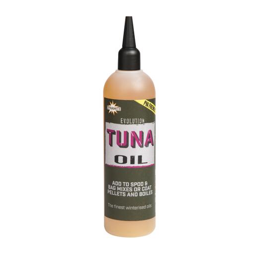 Масло DYNAMITE BAITS Evolution Oils Tuna 300мл.