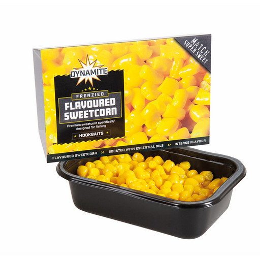 Кукуруза насадочная DB Frenzied - Target Sweetcorn - Super Sweet Yellow