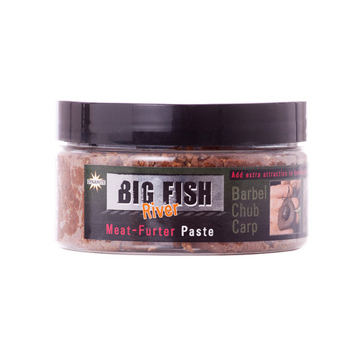 Паста DYNAMITE BAITS Big Fish River Paste Meat=Furte