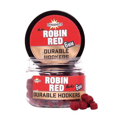Насадка DYNAMITE BAITS Durable Hook Pellet Robin Red 6 мм.