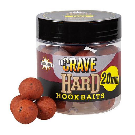 Бойлы DB Hard Hook Baits - Crave 20 мм.