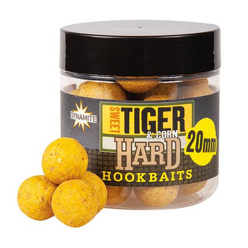Бойлы DB Hard HookBait - Sweet Tiger & Corn 20 мм.