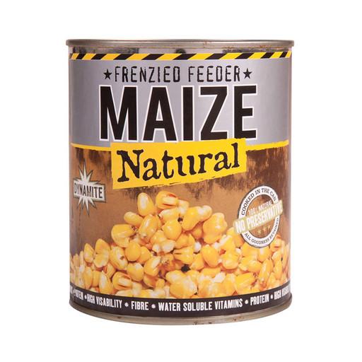 Кукуруза необрезанная консервированная DYNAMITE BAITS Maize 700 гр.