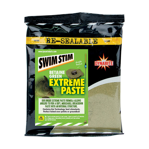 Паста DYNAMITE BAITS Swim Stim Extreme Paste Betaine Green 350 гр.