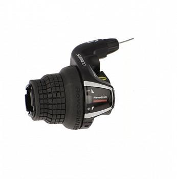Шифтер Shimano Tourney, RS35, лев, 3ск, friction, тр. 1800мм