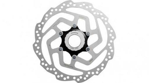 Тормозной диск Shimano, RT10, 160мм, C.Lock, с lock ring, только для пласт колод