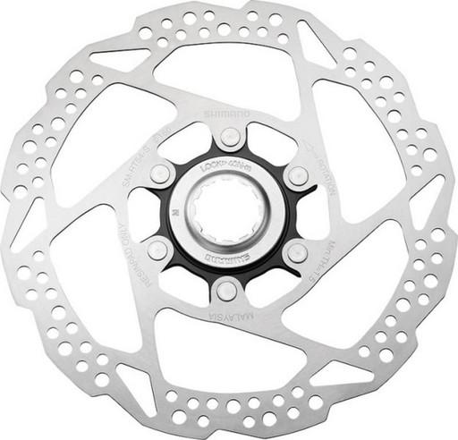 Тормозной диск Shimano, RT54, 180мм, C.Lock, только для пласт колод