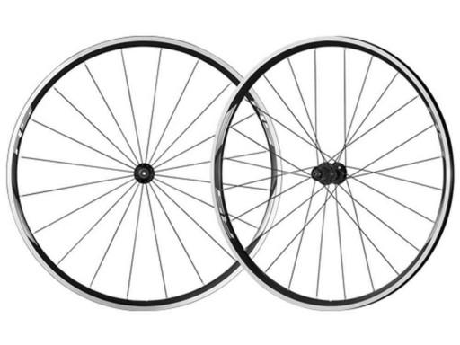 Комплект колес Shimano, RS330, 10/11ск, цв. черный