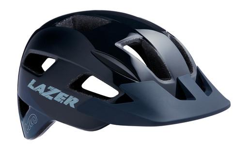Шлем вел-й Lazer Kids Gekko цв. темн. синий разм. U