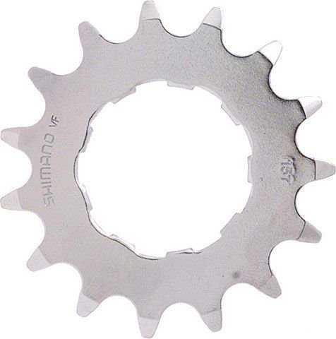 Звезда задн. Shimano DXR, MX66, 15T