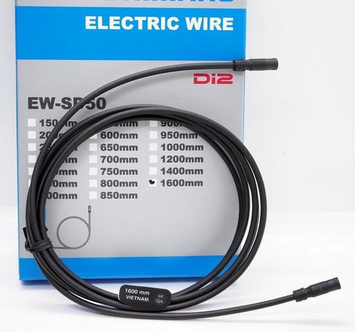 Эл. провод Di2 Shimano, EW-SD50, для Ultegra Di2, STEPS, 1600мм цв. черн.