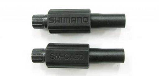 Натяж. троса Shimano, SM-CA50, для перекл., пара