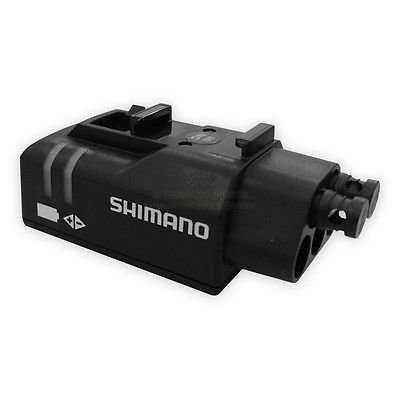 Распред. блок Shimano Di2, EW90-B, e-tube порт 5шт, порт д. зарядки (1шт)