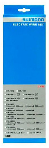 Набор Shimano Di2, External, JC40, BMR2-L c болт.M4, EW90A, SD50(1000/550ммX1,300/350ммX2