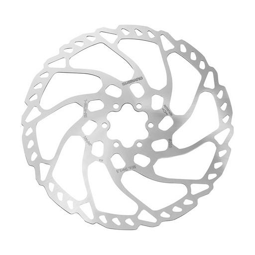 Тормозной диск Shimano, RT66, 203мм, 6-болт