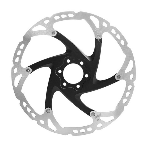 Тормозной диск Shimano XT, RT76, 203мм, 6-болт