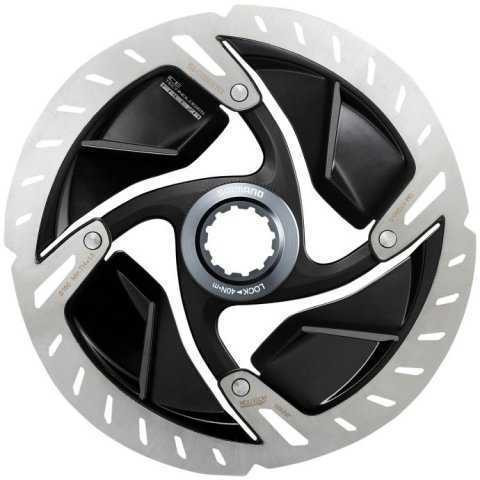 Тормозной диск Shimano, RT900, 140мм, C.Lock, с lock ring