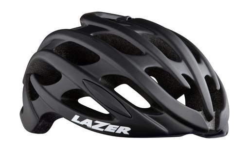 Шлем вел-й Lazer Blade+ цв. мат. черн. разм. L