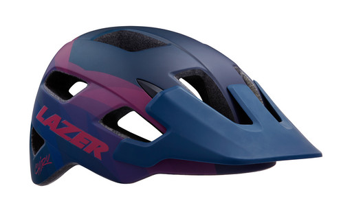 Шлем вел-й Lazer Chiru цв. мат. роз. разм. M
