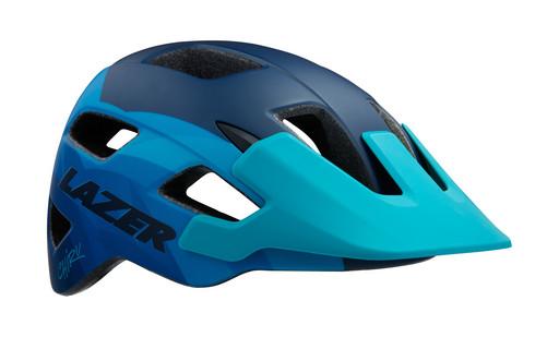 Шлем вел-й Lazer Chiru цв. мат. синий разм. L
