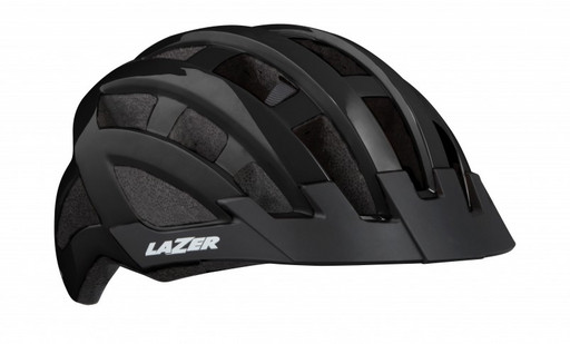 Шлем вел-й Lazer Compact цв. черн. разм. U