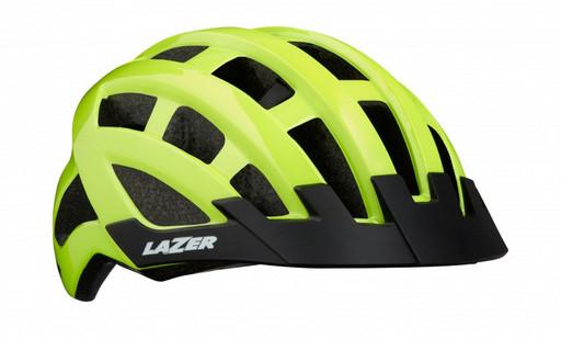 Шлем вел-й Lazer Compact цв. желт. разм. U