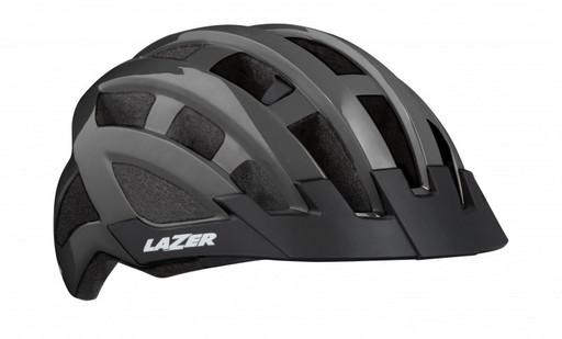Шлем вел-й Lazer Compact цв. титан. разм. U