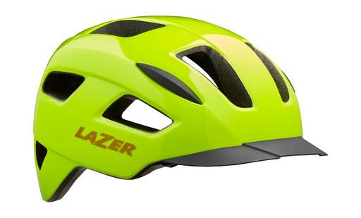 Шлем вел-й Lazer Lizard цв. желт. разм. L