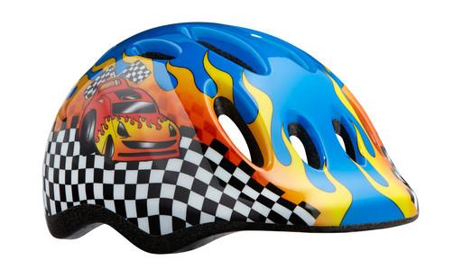 Шлем вел-й Lazer Kids Max+ цв. синий разм. U
