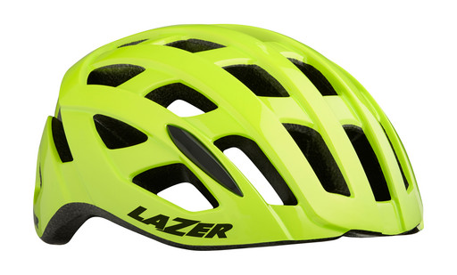 Шлем вел-й Lazer Tonic цв. желт. разм. S