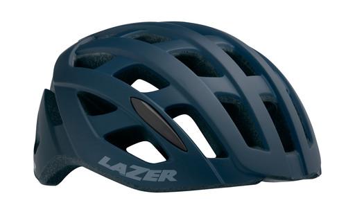 Шлем вел-й Lazer Tonic цв. мат. темн. синий разм. L