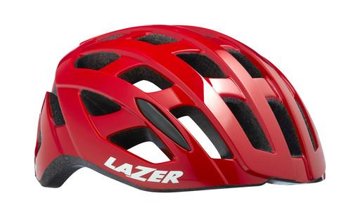 Шлем вел-й Lazer Tonic цв. красн. разм. M