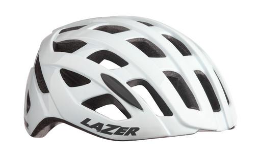 Шлем вел-й Lazer Tonic Mips цв. бел. разм. S