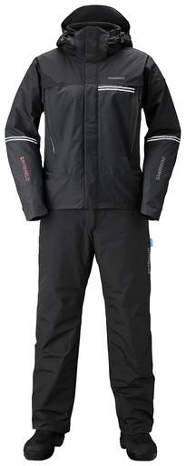 Костюм утеплённый SHIMANO RB-025S цвет Черный размер 4XL