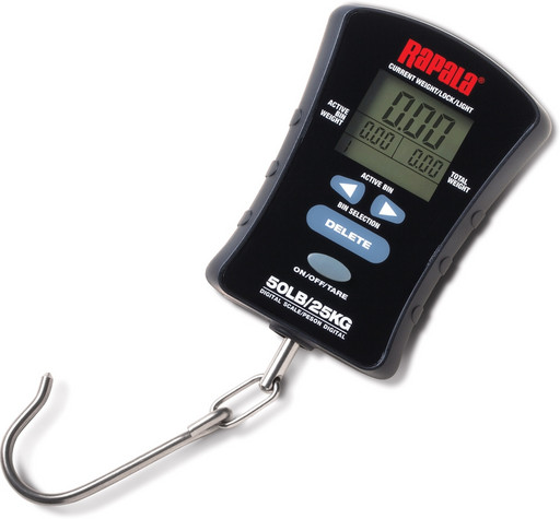 Весы цифровые RAPALA Compact Touch Screen