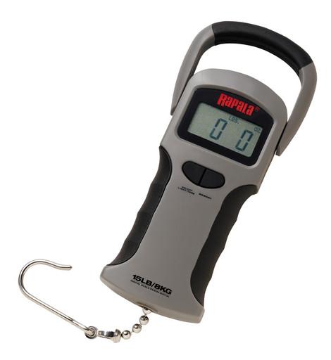 Весы цифровые RAPALA (25 кг.)