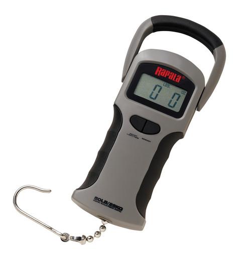 Весы цифровые RAPALA с памятью (25 кг.)