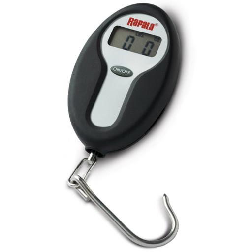Весы цифровые RAPALA компактные (12 кг.)