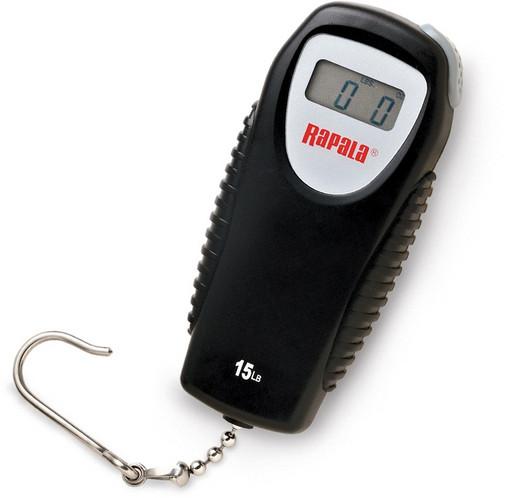 Весы цифровые RAPALA компактные (25 кг.)