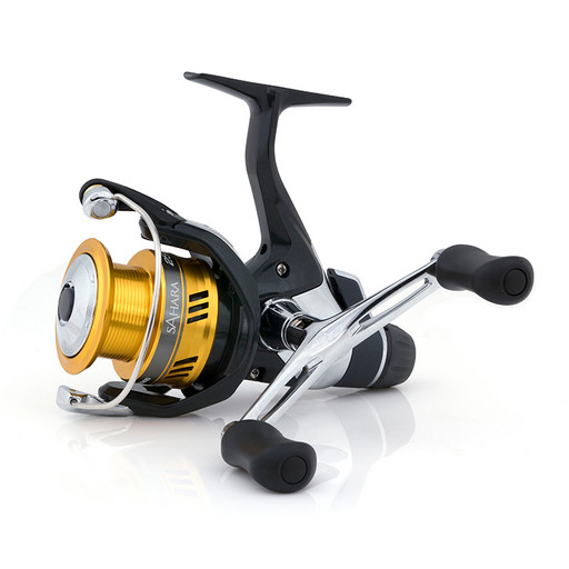 Катушка SHIMANO Sahara 3000 MHS RD Double Handle