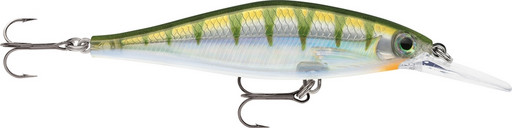 Воблер RAPALA Shadow Rap Shad Deep 09 /YP