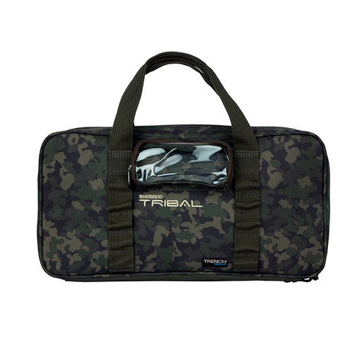 Сумка SHIMANO Trench 3 Rod Buzzer Bar Bag