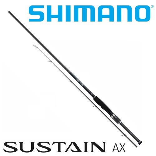 "Удилище SHIMANO Sustain AX Spinning 9'0"" H"