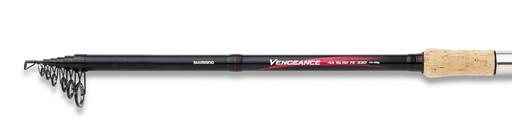Удилище SHIMANO Vengeance AX Slim TE 270 10-40