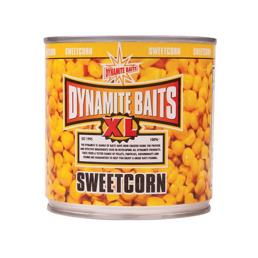 Кукуруза консервированная DYNAMITE BAITS 340 гр.