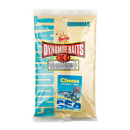 Прикормка Dynamite Baits Sea Groundbait - Cheese Cloud 1кг.