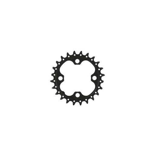 Звезда передн Shimano., SLX, для FC-M660-10, 24T, цв. черн.