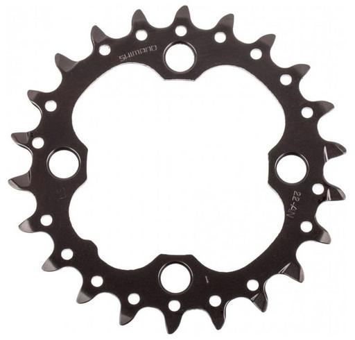 Звезда передн. Shimano, SLX, для FC-M660/M627/M617, 22T