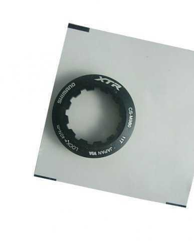 Гайка кассеты Shimano XTR, M980