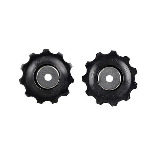 Ролики переключателя Shimano, 10ск, верхн+нижн, к RD-M663/M640/M670/M675